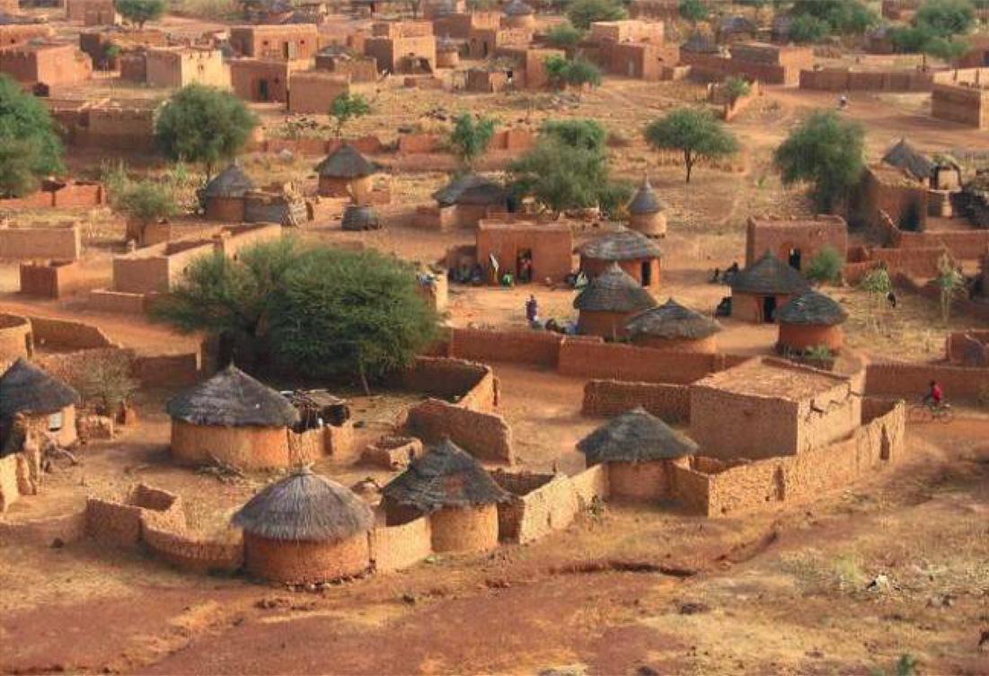 Çad Camii Projesi