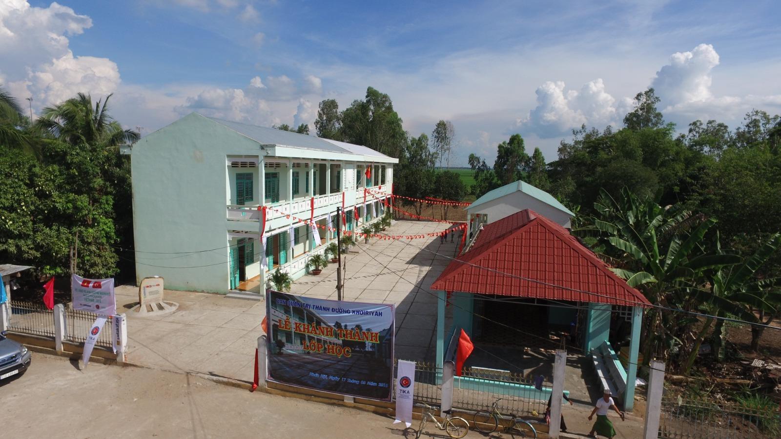 Vietnam'a İlk İslami Eğitim Merkezi