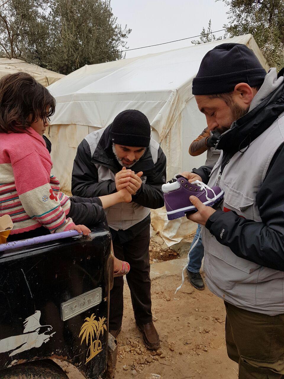 Suriye Kış Yardımları I 2016
