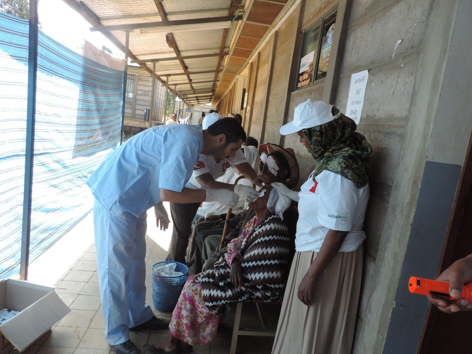 Etiyopya Katarakt Ameliyatları I 2016