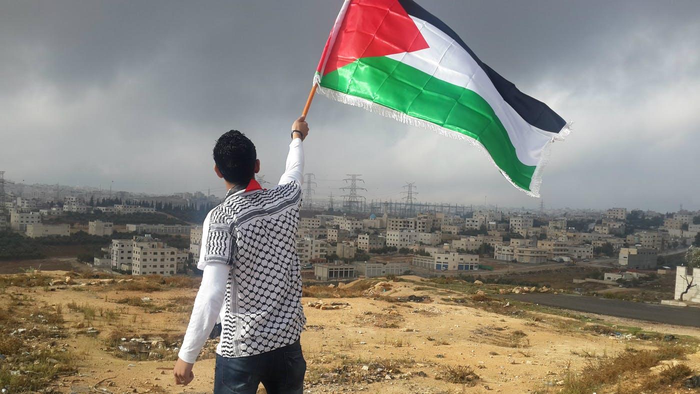 Elektriksiz Şehir Filistin!
