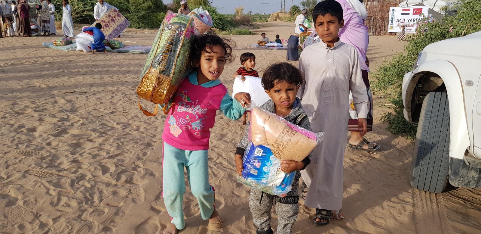 Yemen'e sağlık desteği