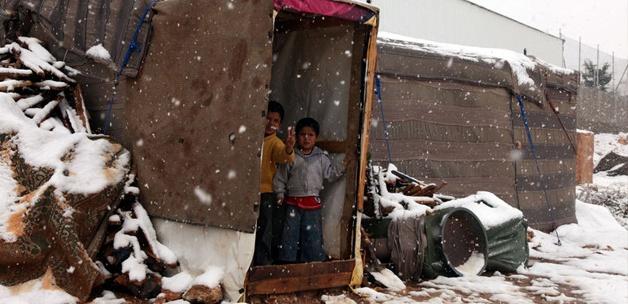1 milyon çocuk kışı dışarıda geçirecek