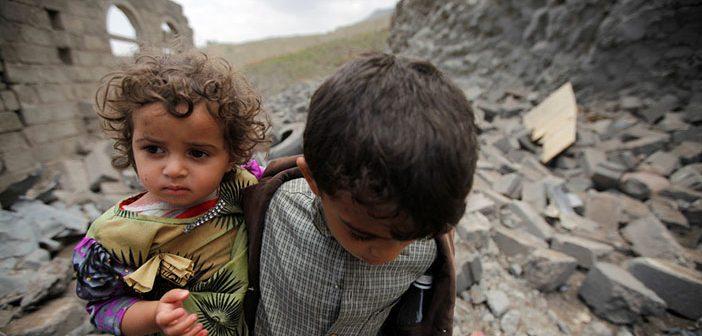 Yemen'de 400 bin çocuk ölüm tehlikesinde