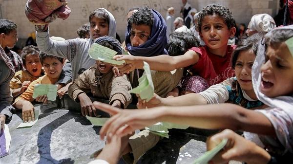 Yemen'e acil insani yardım