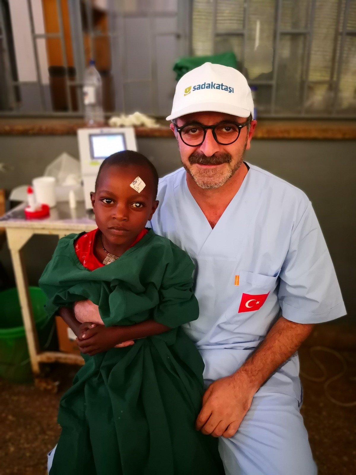 Etiyopya Katarakt Ameliyatları I 2018